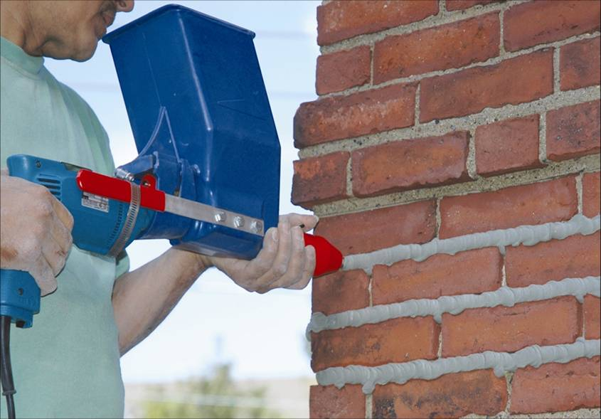 Pointing Products Pointing Guns Mortar Solution And