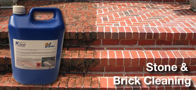 Stone & Brick Cleaning