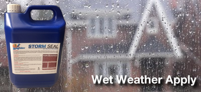 Wet Weather Apply