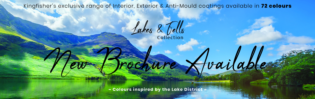 New Lakes & fells Brochure