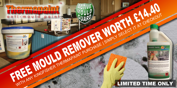 Free Mouldcure with Thermapaint