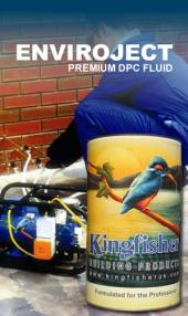 Enviroject Premium DPC Injection Fluid