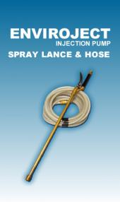Spray Lance &   Spray Hose