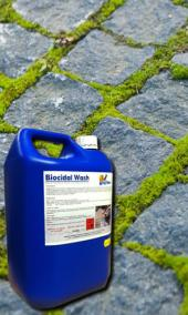 Biocidal-Wash (Moss &  Mould Inhibitor)
