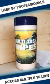 Multi-Task Wipes