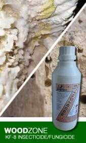 Insecticide and Fungicide - (Woodzone KF-8 Dual Purpose)
