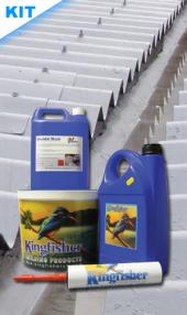 Asbestos Garage Roof Coating Kit
