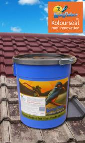 Roof Paint - Coating &  Sealant (Kolourseal)