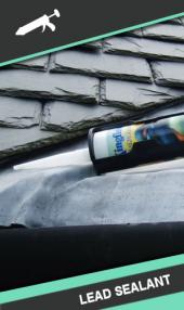 Lead Roof &  Flashing Sealant
