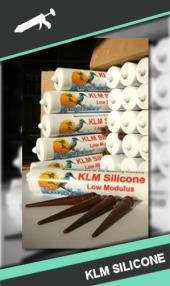 KLM Sanitary Silicone (Low Modulus)
