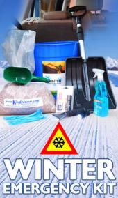 Winter Emergency Kit