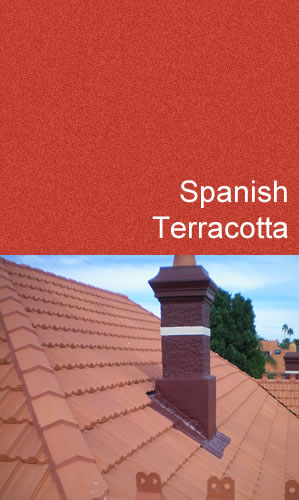 Kolourseal Spanish Terracotta