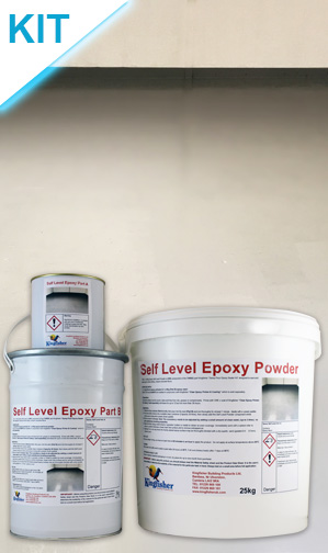 Damp Floor Epoxy Sealer Kit