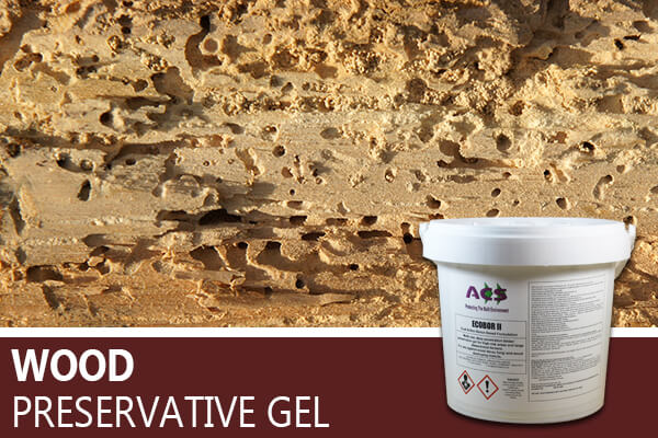 Wood Preservative Gel