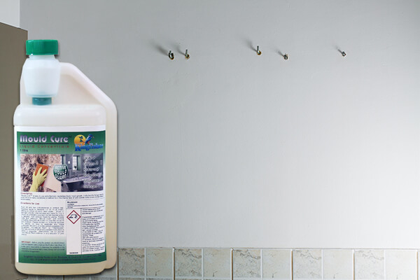 Black Mould Remover (Mould Cure)