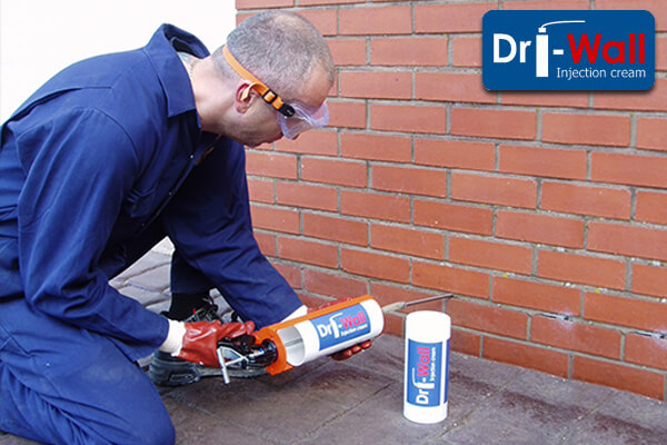 Dri-Wall DPC Injection Cream