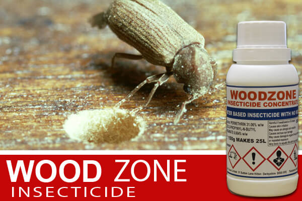 Insecticide - (Woodzone)