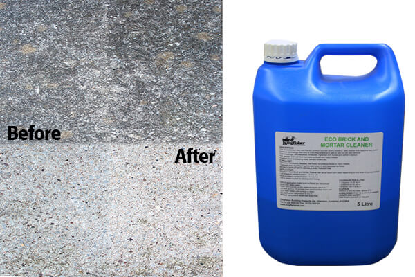 Eco-Brick Cleaner (Brick Acid Replacement)