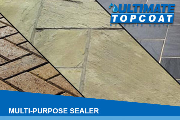 Ultimate Topcoat (Concrete Sealer)
