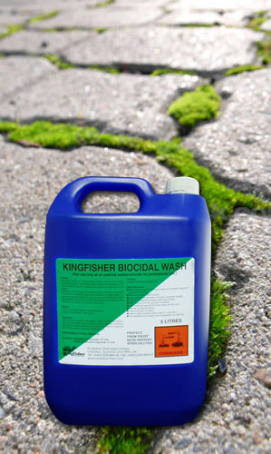 K-Seal Bio-Wash Patio Cleaner (Moss &   Mould Killer)