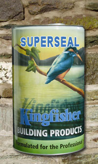 Superseal - Professional Water Seal