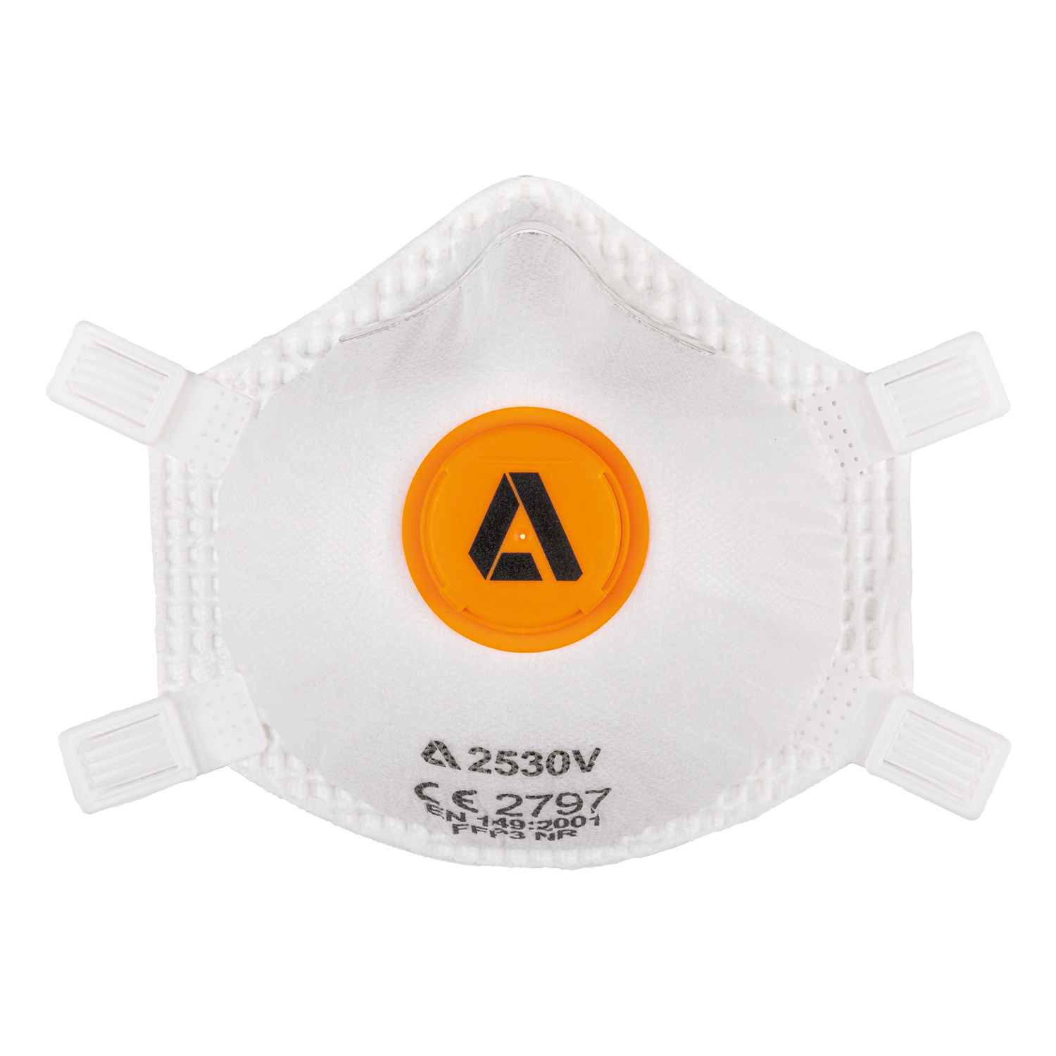 The Alpha Solway 2530V FFP3 Dust Masks