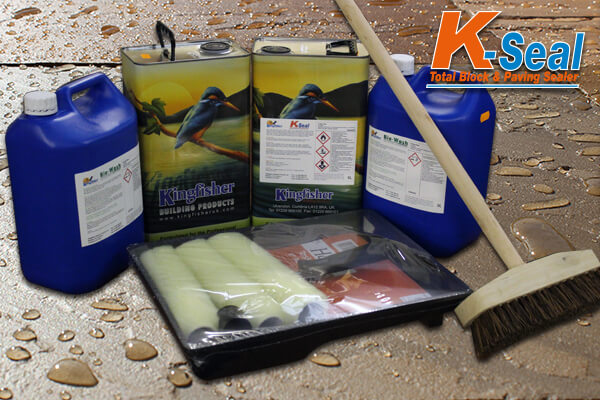 Block &       Paving Sealer Kit (K-Seal)