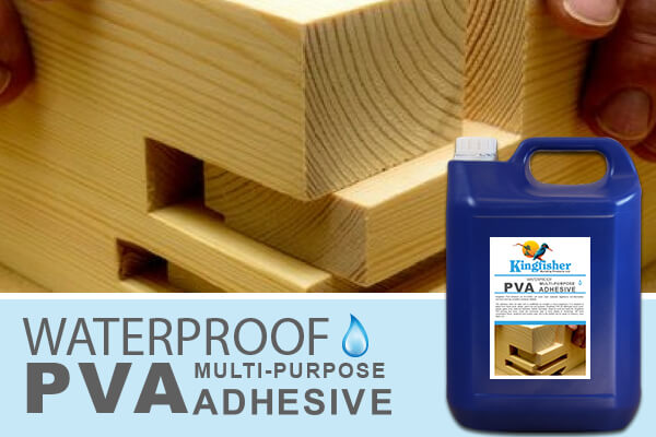 Waterproof PVA Multi-Purpose Adhesive