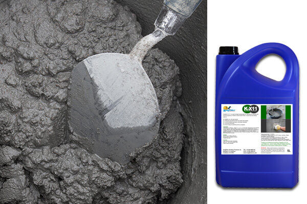 Waterproofing Latex Admixture (K-X11)