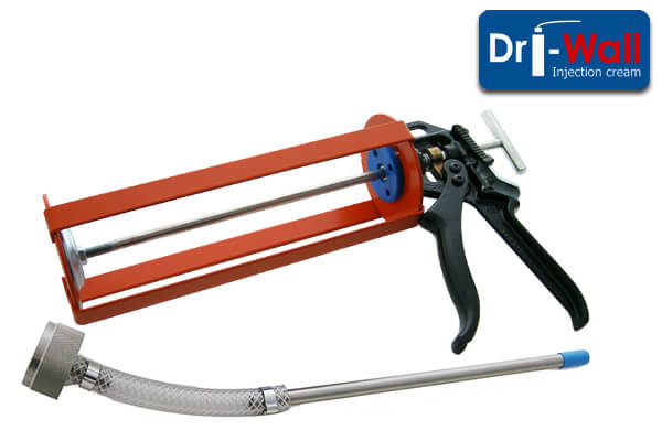 Dri-Wall DPC Applicator Gun &  Nozzle (for 1 ltr cartridge)