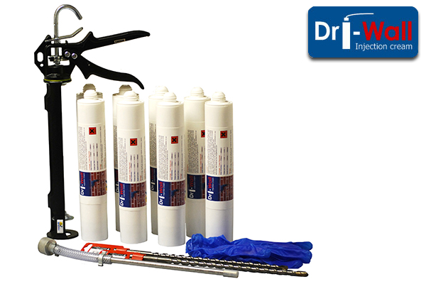 32 metre Kit (Dri-Wall DPC Injection Kit - Mini)