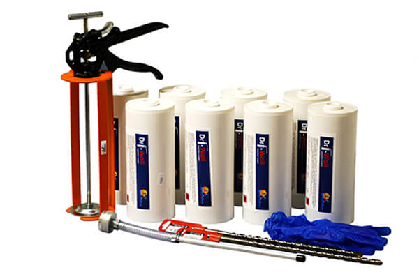 80 metre Kit (Dri-Wall DPC Injection Kit -  Professional)