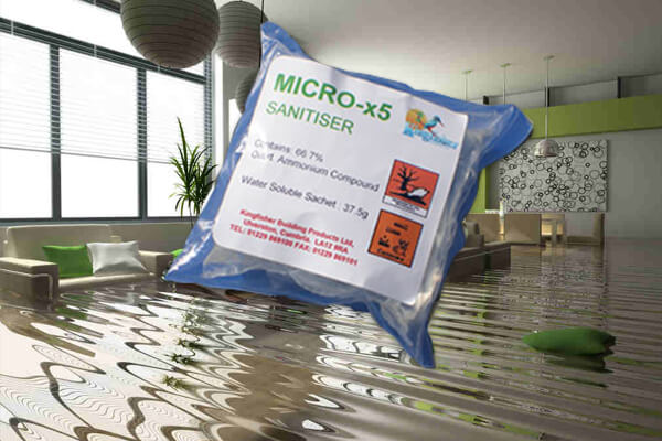 Flood Sanitiser - Micro X5