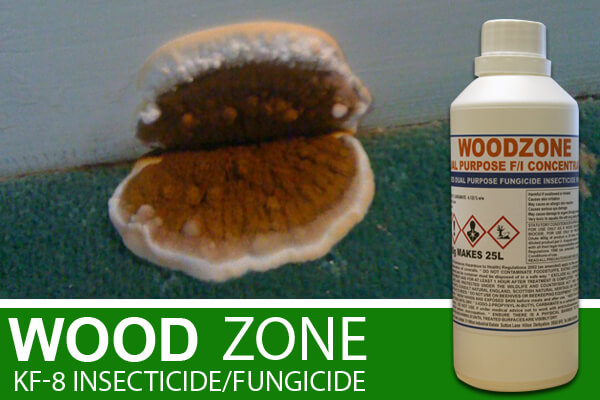 Insecticide and Fungicide - (Woodzone Dual Purpose)