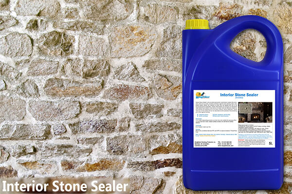 Interior Stone Sealer (Invisible)