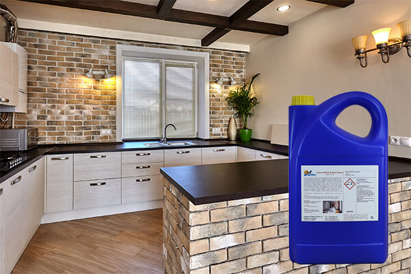 Interior Brick And Dust Sealer (Matt Finish)