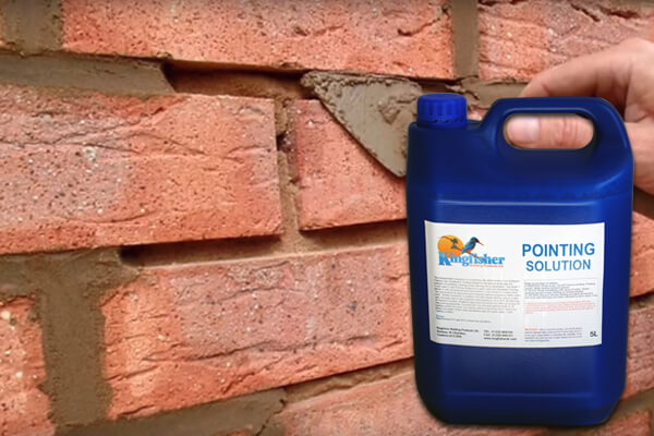 Pointing Solution (Waterproofing Admixture)