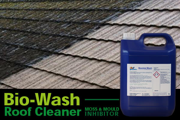 Bio-Wash Roof  Cleaner (Moss &  Mould Inhibitor)