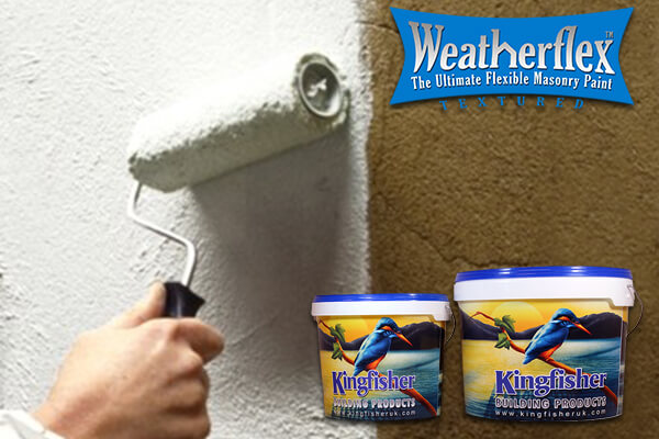 Textured Masonry Paint (Weatherflex)