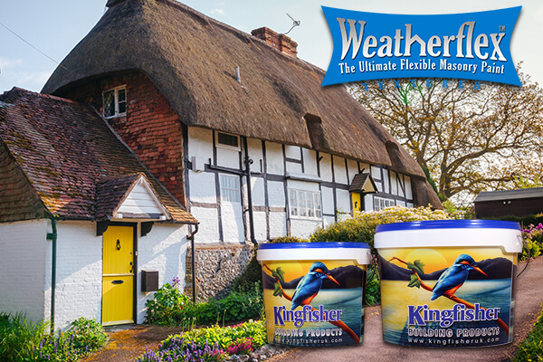 Textured Premium Masonry Coating (Weatherflex)