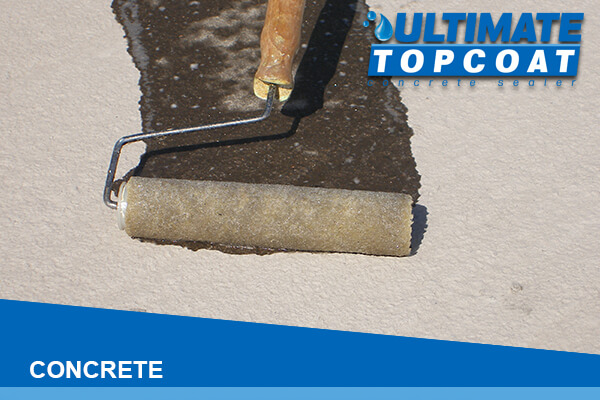 Ultimate Topcoat Concrete Sealer