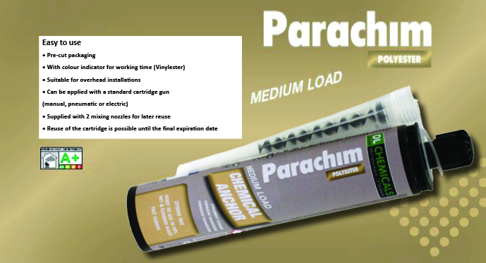Parachim Polyester Set Resin Anchor