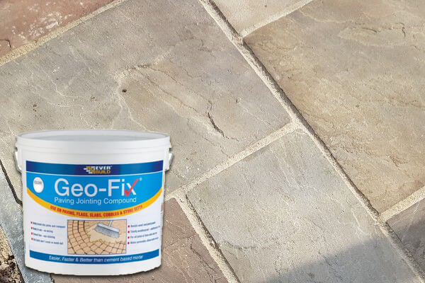 Geofix - Wide Paving Joint Sand Compound